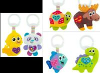 LAMAZE - LITTLES - CLIP AND GO TOY - SUITABLE FROM BIRTH  **NEW**