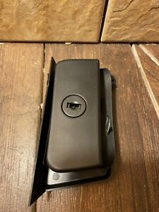 BMW e38 glovebox handle , OEM , great condition.