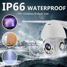 WIFI Camera Outdoor PTZ IP Camera H.265X 1080p Speed Dome CCTV Security Cameras.