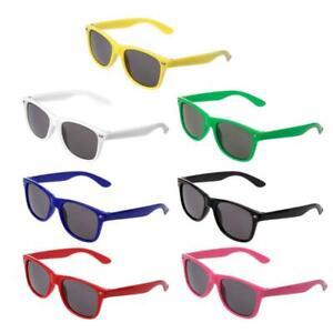 KIDS Sunglasses Boys Girls Shades Black Childrens Classic Vintage Holiday UV400