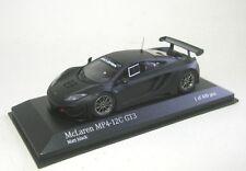 McLaren MP4-12C GT3 Street (negro mate) 2012
