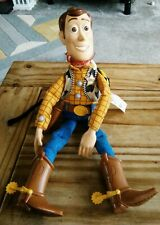 """Woody Toy Story """"One eyed Bart"""" Pull String Talking doll toy No hat *READ*"""