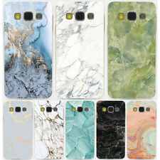 Coque Marble Stone Case Samsung Galaxy S8 S A J G Note Huawei P10 P9 P8 P7 P6 H
