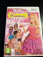 Nintendo Wii Barbie Casa De Ensueño Fiesta