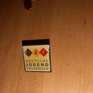 Pin, DJF, Deutsche Jugend Feuerwehr