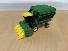 John Deere Cotton Picker By Ertl 1/64th Scale Toy Original Vtg 1980's