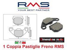 0040 - Coppia Pastiglie Freno Posteriori RMS per ZERO MX-1 dal 2010 >2012