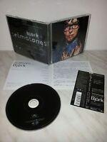 CD BJORK - SELMASONGS - JAPAN - UICP-1001