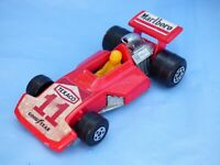 Vintage 1975 Matchbox Superfast No 38 Formula 5000 Red Racing Car Diecast Toy