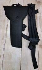 """Uncle Mike s RH Bandolier Black Holster 5.5"""" - 6""""  22 pistol 9306-1 Ruger Mark 2"""