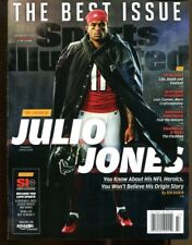 Julio Jones 2017 Sports Illustrated No Label Newsstand 11/20 Falcons 39166