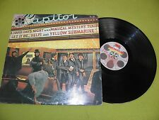 "The Beatles - Reel Music - RARE Israeli Israel Pressing ""CBS 7218"" LP"