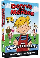 Dennis The Menace . The Complete Animated Series . Season 1 & 2 . DVD . NEU OVP