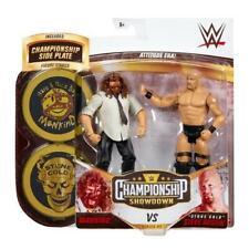 WWE Championship Showdown Stone Cold Steve Austin V Mankind 2 Action Figure Pack