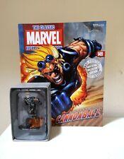 Eaglemoss Classic Marvel Figurines Cannonball #149