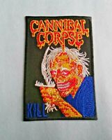 Cannibal Corpse Sew or Iron On Patch
