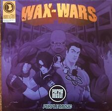 Wax Wars  Purple Music  Double Vinyl Lp