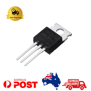 5pcs IRFZ44N MOSFET N-Channel 49A 55V TO-220 – Fast Shipping