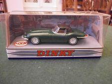 Matchbox Dinky DY- 1 1968 Jaguar E Type Mk 1 1/2 in Green