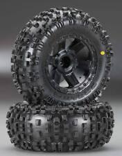 """Pro-Line 1173-12 Mounted 2.8"""" Badlands Tires/Wheels Front Stampede/Rustler Jato"""