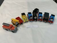 Thomas' Adventures- Joblot/Bundle Flynn, Hiro, Phillip,  Kevin And 5 Others VGC