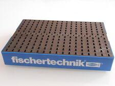 Fischertechnik 500'er Computing sortierkasten mit Deckel + verteiler