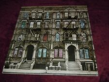 Led Zeppelin Physical Graffiti '75 2 LP UK 1st Press Kashmir/ Ten Years Gone EX+