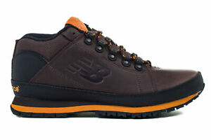 New Balance NB 754 Men's Winter Boots Hiking Shoes Leather Brown H754LFT H754BY