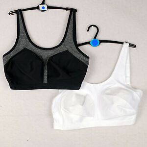 Marks Spencer Sports Bra Extra High Impact Full Cup  No Wire M&S 6407
