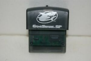 GameShark SP Mad Catz for Game Boy Advance GBA Cheat Cartridge 2845 TESTED!