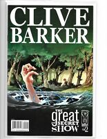 CLIVE BARKER: THE GREAT AND SECRET SHOW #2 IDW COMICS