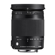 Sigma 18-300mm F3.5-6.3 DC Macro OS HSM Contemporary for Canon EF