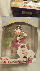CVS Charlie in Box Christmas Ornament Rudolph & Island of Misfit Toys 1999 New