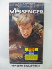 The  Messenger  Dustin Hoffman, Faye Dunaway  VHS Movie   New