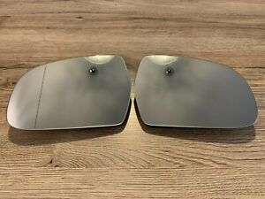 Audi A3 A4 A5 GENUINE Mirror Glass SET LH & RH Heating from 2011 Year