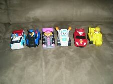 Paw Patrol Racers Robo Dog Rubble Skye Chase Marshall Everest