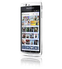 Sony Ericsson Xperia Arc S LT18i-Cámara de 8.0 MP-Blanco desbloqueado teléfono móvil