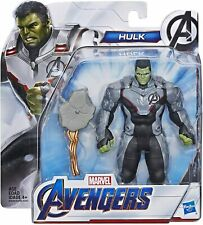 Avengers Marvel Endgame Team Suit Hulk Deluxe Figure
