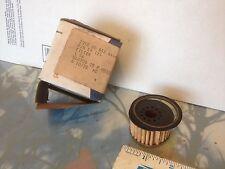 Vintage Import car fuel filter, Purolator EP 124, NOS.   Item:  9217