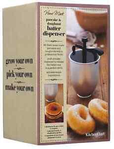 KitchenCraft Home Made Pancake & Doughnut Batter Dispenser