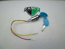 Electric Scooter ignition Start Key With 2 Wires