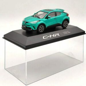 1/43 Toyota C-HR chr SUV Green Diecast Models Car Limited Collection