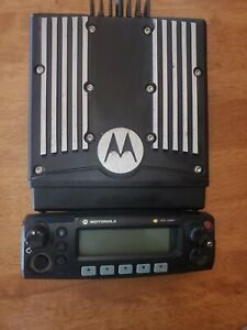 Motorola XTL2500 Remote Mount P25 ASTRO 700/800 MHz Mobile. Model M21URM9PW1AN.