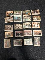 1959 Fleer Three Stooges Lot of 20 Different Cards