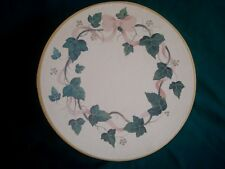 """12"""" Victorian Pink Bow & Ivy Hat Box, Storage, Belts, Scarves, Purses, Ornaments"""