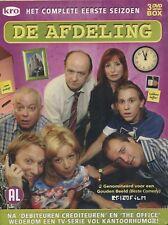 De Afdeling : Seizoen 1 (3 DVD)