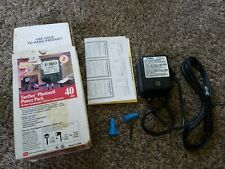 TORO VariSet Photocell Power Pack Adapter Model 52436 40 Watt Low Voltage