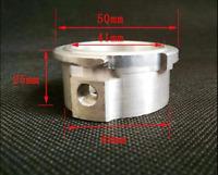 Weld On Radiator Filler Neck Billet 42mm Aluminum & 1 Free Radiator 1.1pa Cap