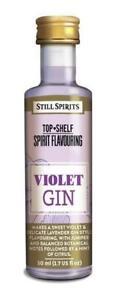 Still Spirits Top Shelf Violet Gin Essence