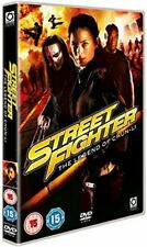 Street Fighter The Legend of Chun-li 5055201808905 DVD Region 2